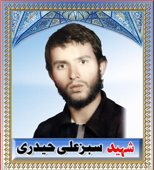 شهید حیدری